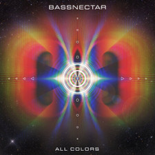 Bassnectar - All Colors - 2x LP Vinyl