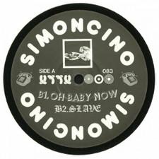 """Simoncino - Nemesis - 12"""" Vinyl"""