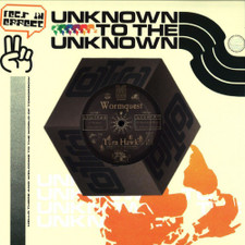 """Torn Hawk - Wormquest Ep - 12"""" Vinyl"""