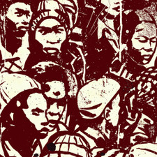 Makaya McCraven - Universal Beings E&F Sides - LP Vinyl