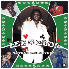 Lee Fields - Let's Get A Groove On RSD - LP Colored Vinyl
