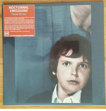 Nocturnal Emissions - Tissue Of Lies RSD - LP Colored Vinyl