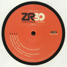"Various Artists - 30 Years Of Z Records Ep 3 - 12"" Vinyl"