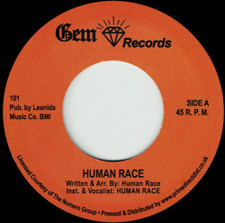 "Human Race - s/t RSD - 7"" Vinyl"