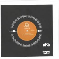 """De Elite - Stargazers / Cerebral Junglist - 10"""" Colored Vinyl"""