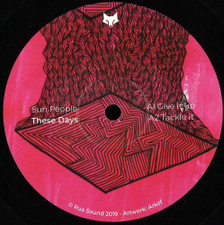 "Sun People - These Days - 12"" Vinyl"