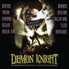 Various Artists - Tales From The Crypt: Demon Night - LP Colored Vinyl