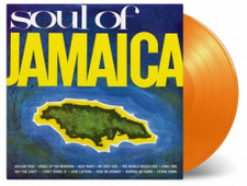 Various Artists - Soul Of Jamaica - LP Colored Vinyl