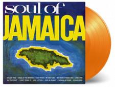 Various Artists - Soul Of Jamaica - LP Colored Vinyl