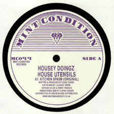 "Housey Doingz - House Utensils - 12"" Vinyl"