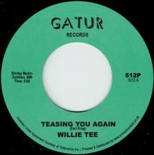 """Willie Tee - Teasing You Again RSD - 7"""" Vinyl"""