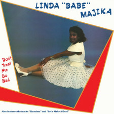 "Linda ""Babe"" Majika - Don't Treat Me So Bad - LP Vinyl"