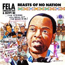 Fela Kuti & Egypt '80 - Beasts Of No Nation - LP Colored Vinyl