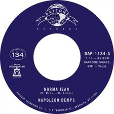 "Napoleon Demps - Norma Jean - 7"" Vinyl"