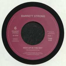 "Barrett Strong - Man Up In The Sky - 7"" Vinyl"