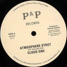 "Cloud One - Atmosphere Strut (Kon's Fly Away Edit) - 12"" Vinyl"