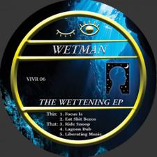 "Wetman - The Wettening Ep - 12"" Vinyl"