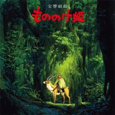 Joe Hisaishi - Princess Mononoke: Symphonic Suite - LP Vinyl
