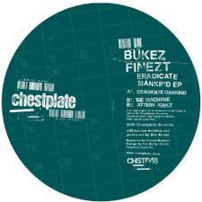 """Bukez Finezt - Eradicate Mankind Ep - 12"""" Vinyl"""