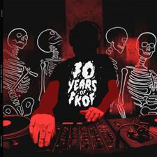 Various Artists - 10 Years Of FKOF - 2x LP Vinyl