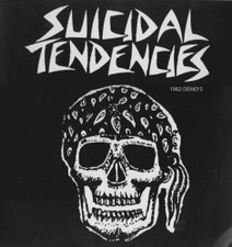 Suicidal Tendencies - 1982 Demos - LP Vinyl