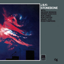 J & K - Stonebone RSD - LP Colored Vinyl