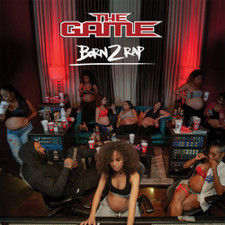 The Game - Born 2 Rap RSD - 3x LP Colored Vinyl