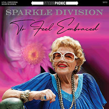 Sparkle Division - To Feel Embraced - LP Colored Vinyl