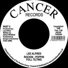 """Lee Alfred - Rockin-Poppin Full Tilting - 7"""" Vinyl"""