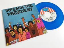 """The Sure Fire Soul Ensemble - Impeach The President - 7"""" Colored Vinyl"""