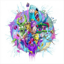 Asy Saavedra - Trover Saves The Universe (Original Video Game Soundtrack) - LP Vinyl