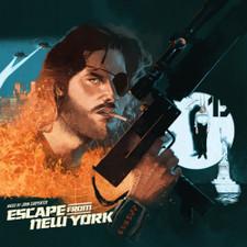 John Carpenter - Escape From New York (Expanded Original Motion Picture Score) - 2x LP Colored Vinyl
