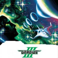 Konami Kukeiha Club - Gradius III - LP Clear Vinyl