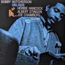 Bobby Hutcherson - Oblique - LP Vinyl