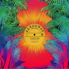 """Flamingo Pier - s/t Ep - 12"""" Vinyl"""