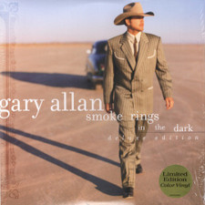 Gary Allan - Smoke Rings In The Dark - LP Colored Vinyl