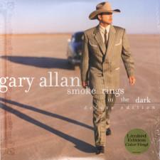 Gary Allan - Smoke Rings In The Dark - LP Colored Vinyl