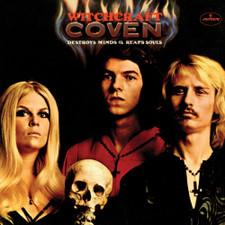 Coven - Witchcraft Destroys Minds & Reaps Souls - LP Colored Vinyl