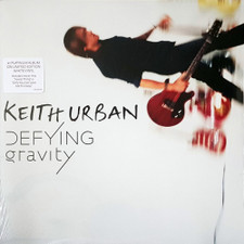 Keith Urban - Defying Gravity - LP Colored Vinyl