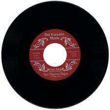 """Los Nuevos Bajos - Gema / Cien Anos - 7"""" Vinyl"""