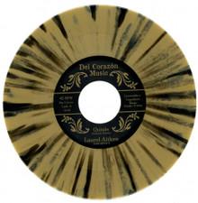 "Laurel Aitken - Quizas / Negro - 7"" Colored Vinyl"