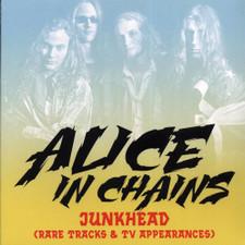 Alice In Chains - Junkhead (Rare Tracks & TV Appearances) - LP Vinyl