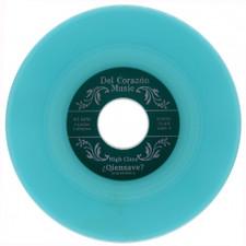 "¿Qiensave? - High Class / 512-1433 - 7"" Blue Vinyl"