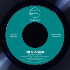 "The Grooms - Slow Down - 7"" Vinyl"