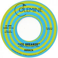 """Bubaza - Ice Breaker - 7"""" Vinyl"""