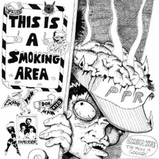 Various Artists - This Is A Smoking Area - LP Vinyl