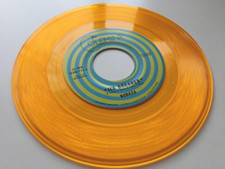 "Bubaza - Ice Breaker - 7"" Colored Vinyl"