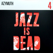 Ali Shaheed Muhammad & Adrian Younge / Azymuth - Jazz Is Dead 4 - 2x LP Vinyl