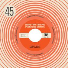 """Pedro Dos Santos Y Sebastiao Tapajos - Tudo E Moda - 7"""" Vinyl"""