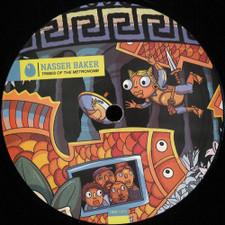 """Nasser Baker - Tribes Of The Metronome - 12"""" Vinyl"""